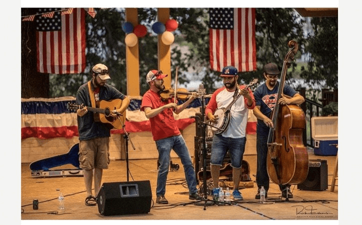 3RD ANNUAL COLONY DAYS 4TH OF JULY BLUEGRASS FREEDOM FESTIVAL